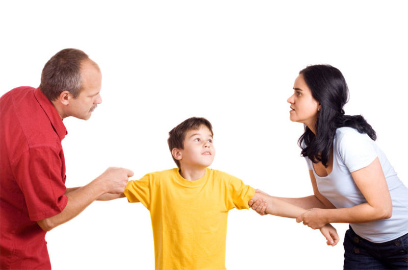 can child custody be settled out of court
