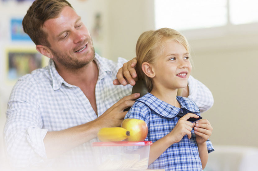 how to win child custody for fathers